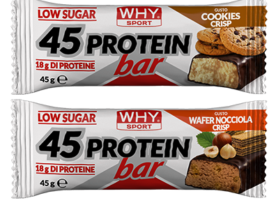 WHY SPORT 45 PROTEIN € 2,00