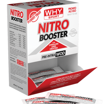 WHY SPORT NITRO BOOSTER  € 1,00